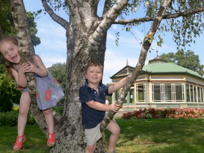Ballarat Botanical Gardens. Photographer Liz Crothers.